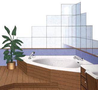 behag badewannen. Black Bedroom Furniture Sets. Home Design Ideas
